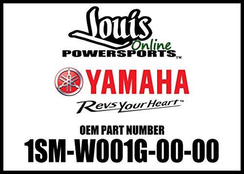 CLUTCH KIT '14 YZ250, Genuine Yamaha OEM ATV / Motorcycle / Watercraft / Snowmobile Part, [nn] (Oem Yamaha Manual Service)