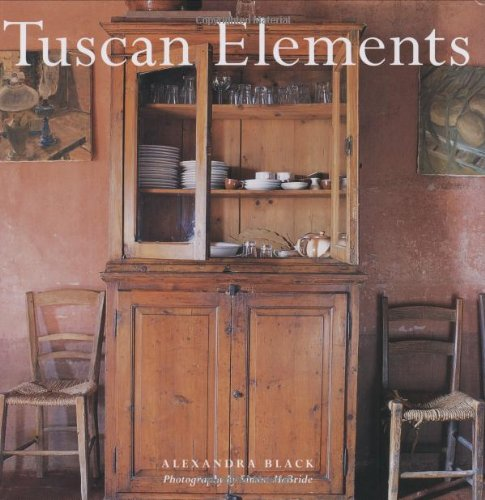 Tuscan Elements (Decor Best-Sellers) by WATSON-GUPTILL