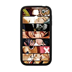 ZXCV Cartoon rockband One Piece et. Cell Phone Case for Samsung Galaxy S 4