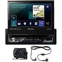 Pioneer AVH-3300NEX 7 1 Din DVD Apple Play Sirius XM + Free ND-BC8 Camera & Audiocon Earphone
