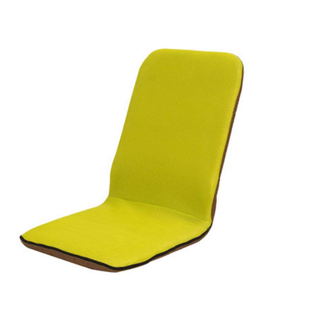 Amazon.com: ZYH Lazy Sofa Foldable Single Couch Sofa Pillow ...