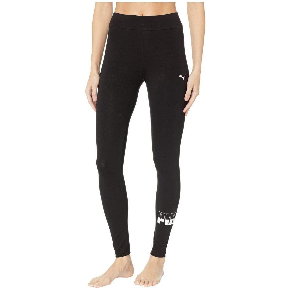 PUMA (プーマ) レディース インナー下着 スパッツレギンス Rebel Logo Leggings PUMA Black サイズMD-26.5 [並行輸入品]   B07NB3XFC3