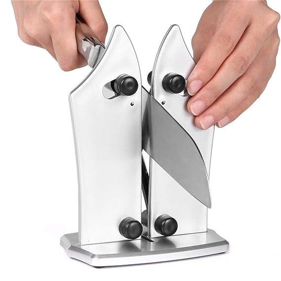 El mejor afilador manual para afilar cuchillos de cocina ...