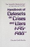 The Scientific Measurement of International Conflict, Claudio Cioffi-Revilla, 1555871941