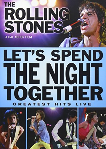 DVD : The Rolling Stones - The Rolling Stones: Let's Spend the Night Together (Widescreen)