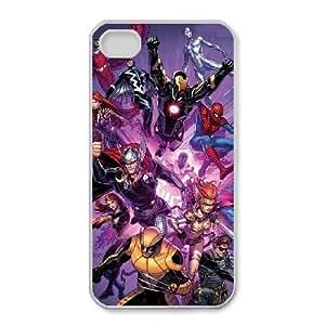 iphone4 4s Phone Cases White Wolverine UMF484761