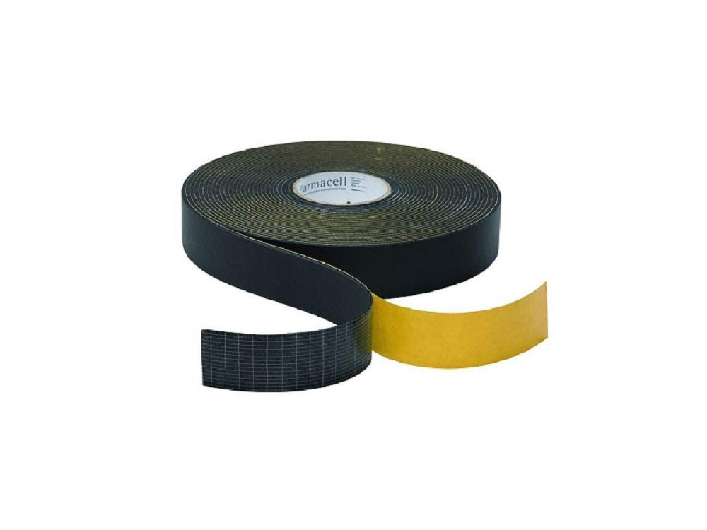 Pack of 12) Armaflex Tape 15  m x 50  mm x 3  mm Armacell