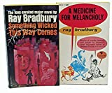 The Best of Bradbury Five Vol Set; Sing the Body Electric!, Long After Midnight, The Martian Chronicles, The Illustrated Man, R is for Rocket