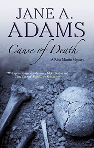 book cover of Cause of Death