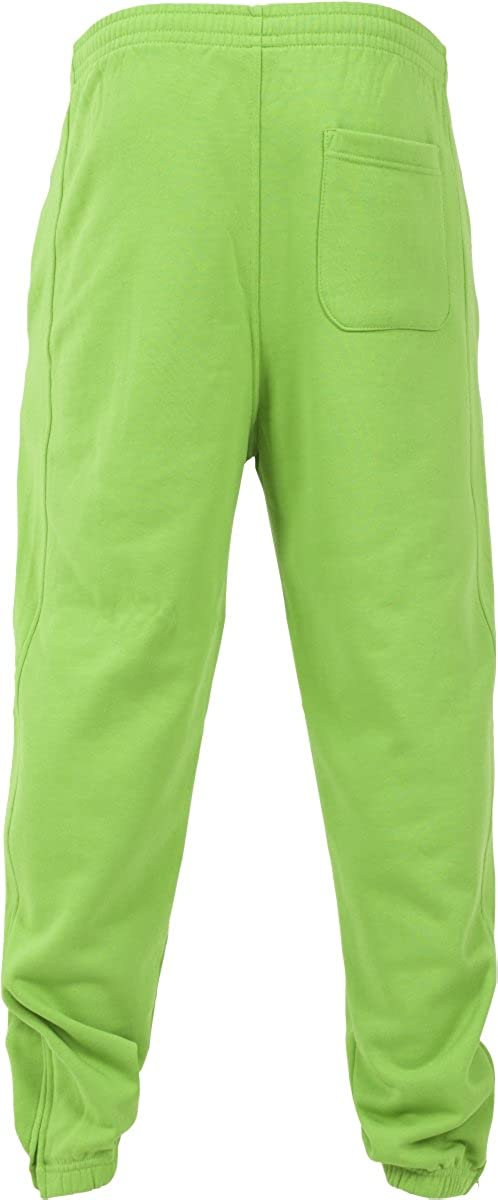 Urban Classics Sweatpants TB014B Jogging Pants for Men with Elastic Waistband /& Drawstrings