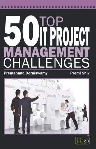 Read Online 50 Top IT Project Management Challenges pdf