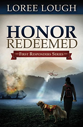 Honor Redeemed (First Responders Book 2) cover