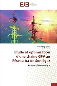 Descargar Torrents En Ingles Etude Et Optimisation D Une Chaine Gpv Au Réseau B.t De Sonelgaz Archivo PDF A PDF