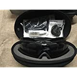 Oakley Si Ballistic M-frame 2.0 Array - Black Frame with Grey and Clear Lenses