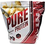 Smoothie Powder Pure Protein Vanilla, Pure Whey Protein Concentrate and Isolate Blend, Vanilla Flavor by Power Blendz