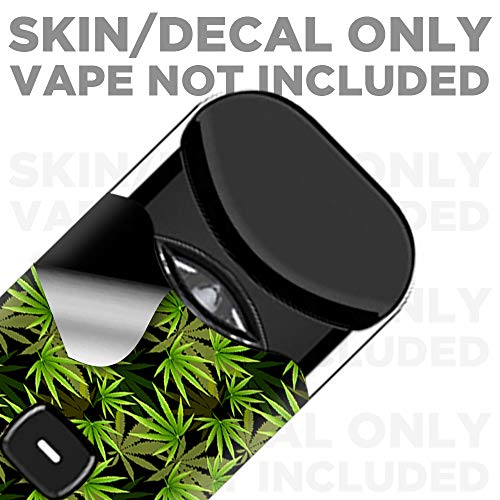 IT'S A SKIN Decal Vinyl Wrap for Smok Nord Pod System Vape Sticker  Sleeve/Weed Pot Skunk high Cannabis