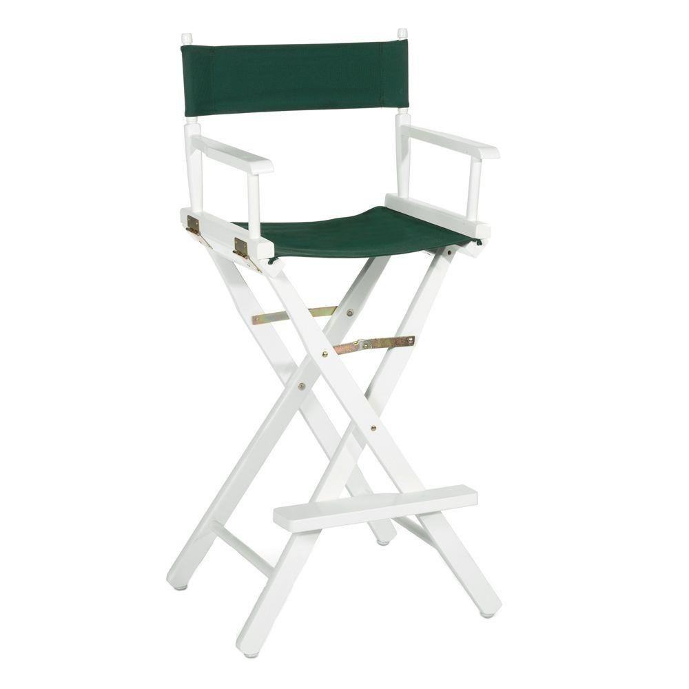 Amazon.com: Directors Chair Tall Frame / Bar Stool Frame, 30\