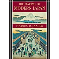 Jansen, M: The Making of Modern Japan