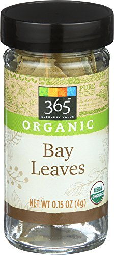 365 Everyday Value Organic Bay Leaves, 0.15 Ounce ()