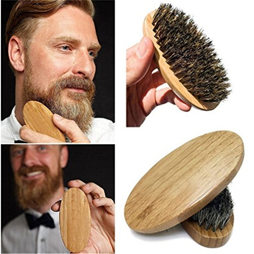 TraveT Perfect Natural Bristles Grooming