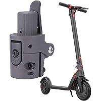 Winbang Varilla Plegable para Scooter, Scooter eléctrico Base de Poste Plegable Accesorios de Gancho Plegable Piezas de…