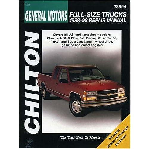 Chilton       Manual     Amazon