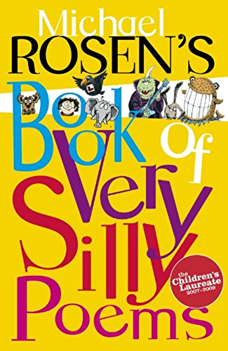 Michael Rosen's Book of Very Silly Poems (Puffin Poetry) (English Edition)