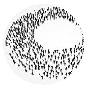 alfombrilla de ratón Multitud de personas - ronda - 20cm
