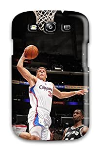 High Quality DanRobertse Los Angeles Clippers Basketball Nba (12) Skin Case Cover Specially Designed For Galaxy - S3