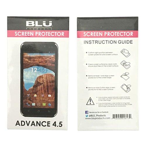 [해외]BLU 사전 4.5 A310 휴대 전화에 대한 화면 보호기/Screen Protector for BLU Advance 4.5 A310 Cell Phone
