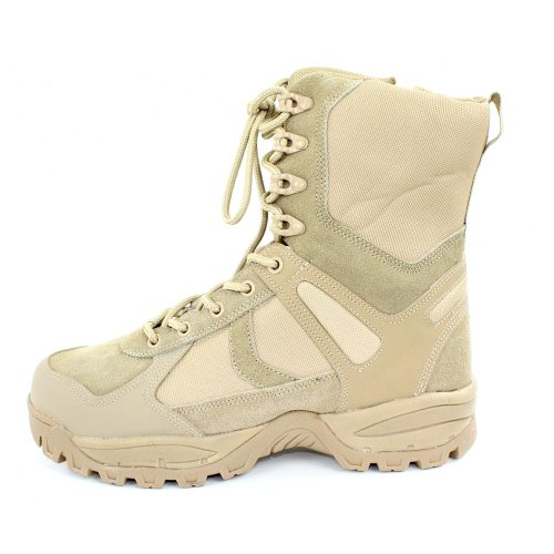 Stiefel Patrol One-Zip coyote Gr.6