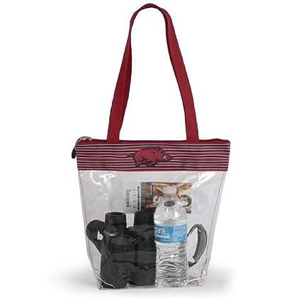 Desden Auburn Tigers Clear Gameday Crossbody Bag