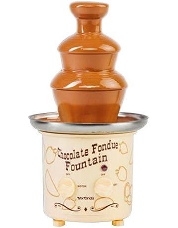 Mx Onda MX-FC2770 Fuente de Chocolate, Negro