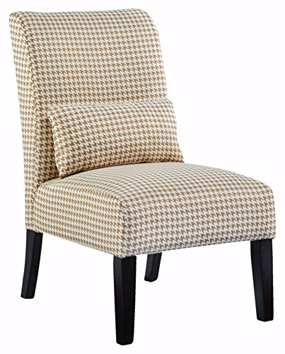 Signature Design By Ashley Annora Accent Chair  Caramel