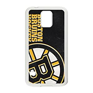 Boston Bruins Hockey Design Fashion Comstom Plastic case cover For Samsung Galaxy S5
