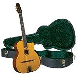 Gitane DG-300 Professional Gypsy Jazz Guitar - Modèle John Jorgenson with Hardshell Case