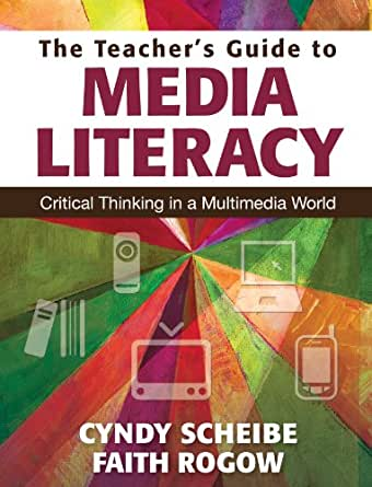 critical thinking media literacy Or perhaps they supplant critical thinking by replacing it with another type of persuasion reading the media: media literacy in high school english.