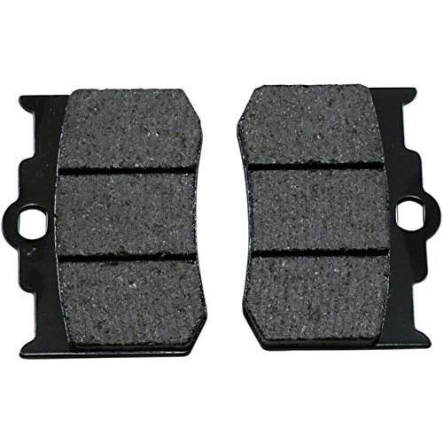 Brake Pads for 4-piston Performance Machine Calipers SBS - Performance Piston Brake