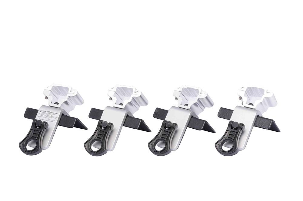 Inno Truck Rack Stays for Truck Beds with C-Channel Tracks (Set of 4) by INNO (Image #2)