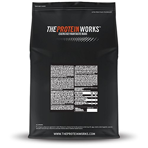 The Protein Works Whey Protein 80 Concentrate Shake