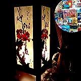 Thai Vintage Handmade Asian Oriental Japanese Sakura Cherry Blossom Tree Branch Art Bedside