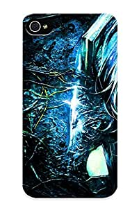 42c3317386 Case Cover, Fashionable Iphone 4/4s Case - Vocaloid Hatsune Miku Hagane Miku Banpai Akira Vocaloid Fanmade