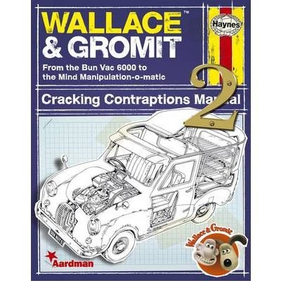 [(Wallace & Gromit: 2: Cracking Contraptions Manual 2)] [Author: Derek Smith] published on (October, 2011)