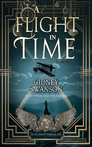 A Flight in Time (Thief in Time Book 2)