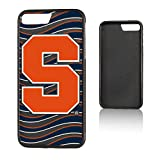 Keyscaper NCAA Syracuse Orange iPhone 8 Plus/7 Plus Bump Case, Black