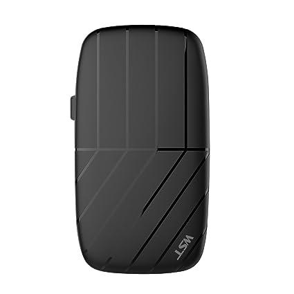 Amazon.com: Batería portátil cargador de 9000 mAh Power Bank ...