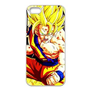 Dragon Ball muscular boy Cell Phone Case for iPhone 5S