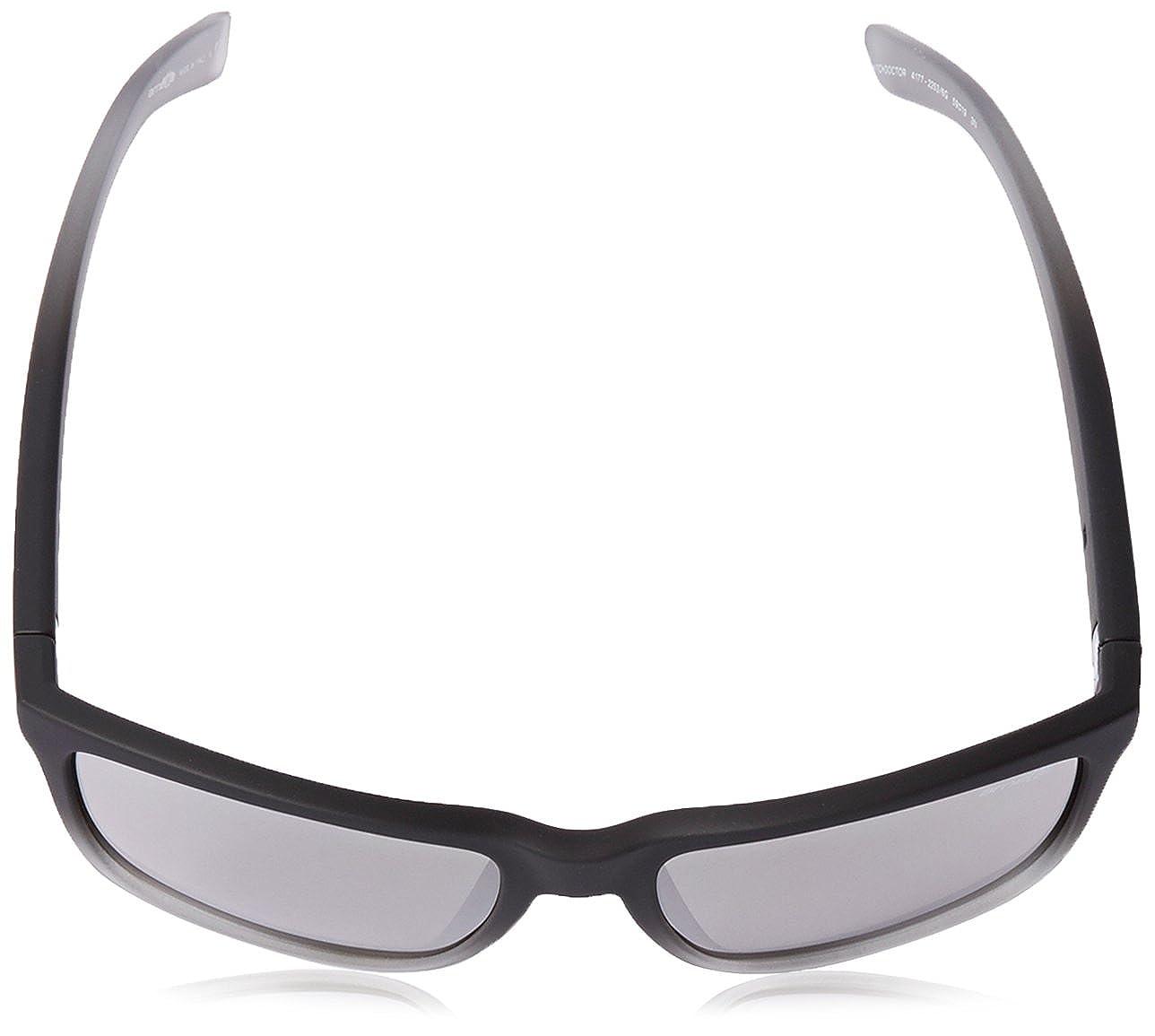 fa6f458aa0e Amazon.com  Arnette Unisex Witch Doctor Fuzzy Black Fade Chrome Mirror  Sunglasses  Arnette  Clothing