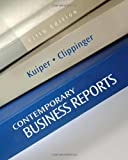Contemporary Business Reports 5th Edition