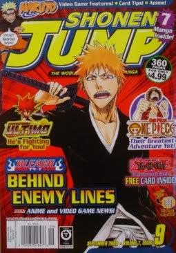 Shonen Jump September 2009 (Vol. 9)